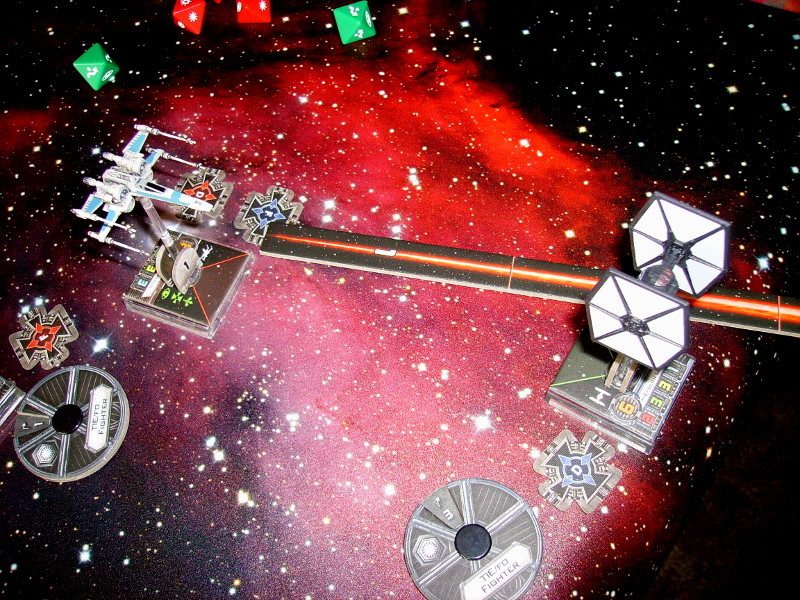 X-Wing Solo Rules